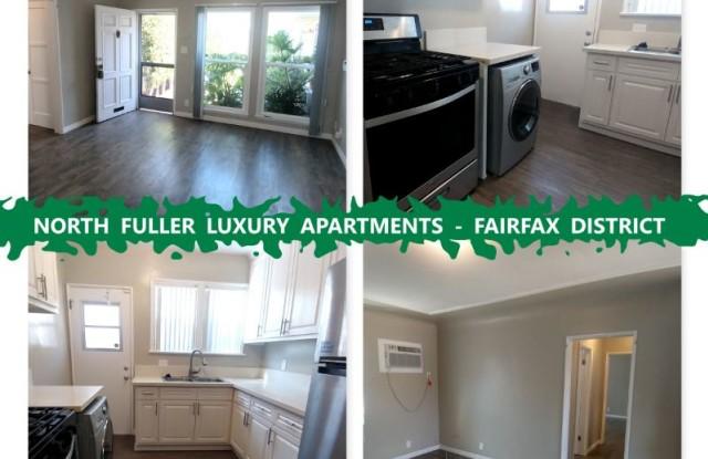 """""""818 N Fuller Avenue 1/2 - 818 N Fuller Ave, Los Angeles, CA 90046"""""""