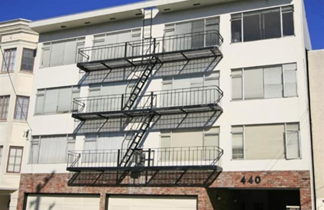 440 9th Avenue Apartments - 440 9th Avenue, San Francisco, CA 94118