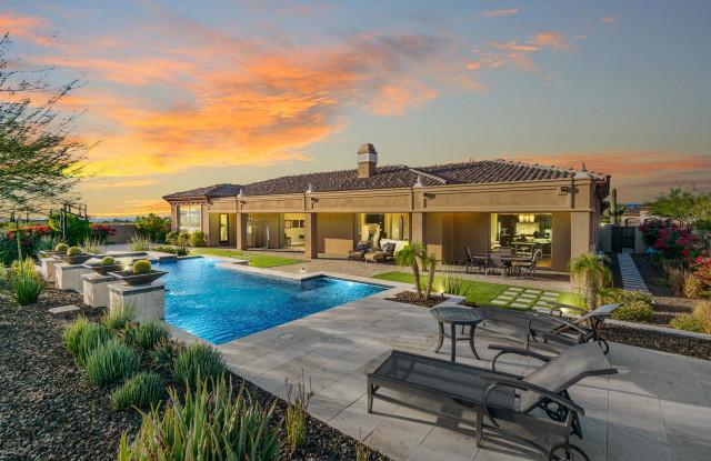 8541 E TUMBLEWEED Drive - 8541 East Tumbleweed Drive, Scottsdale, AZ 85266