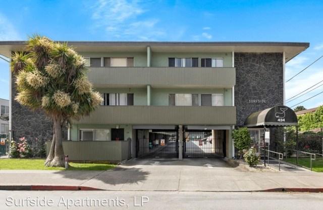 Surfside Apartments - 434 Central Ave, Alameda, CA 94501