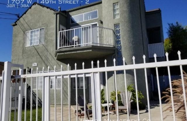 1707 W. 149th Street - 1707 West 149th Street, Gardena, CA 90247