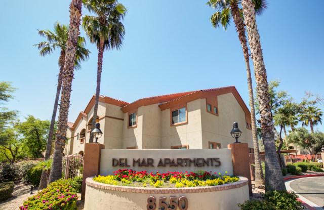 Del Mar Apartments - 8550 W McDowell Rd, Phoenix, AZ 85037