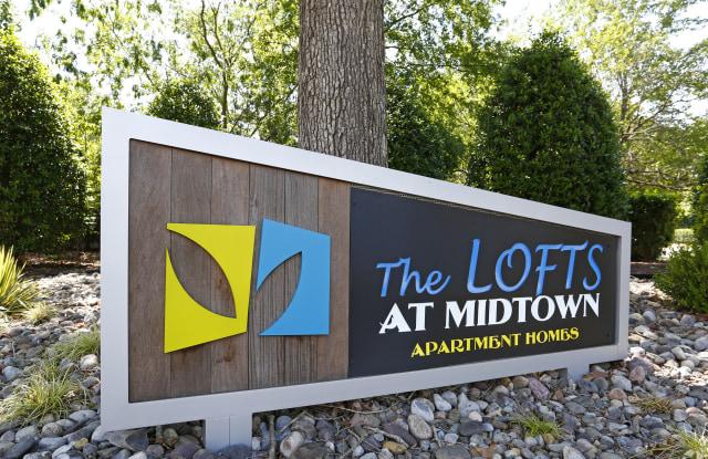 Lofts at Midtown - 214 Loft Ln, Raleigh, NC 27603