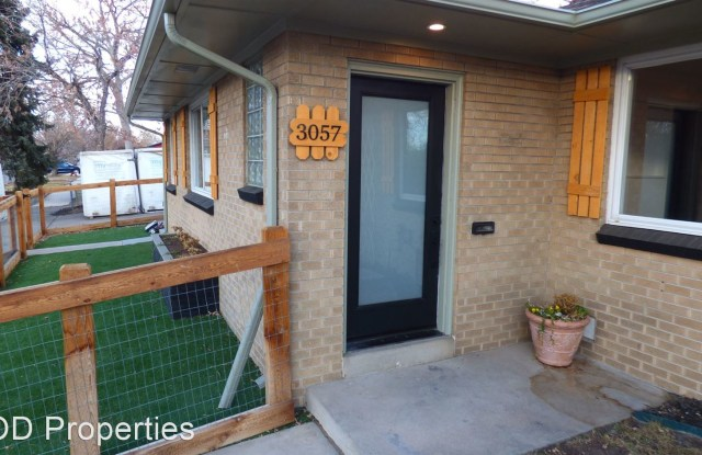 3057 W. 24th Ave. - 3057 West 24th Avenue, Denver, CO 80211
