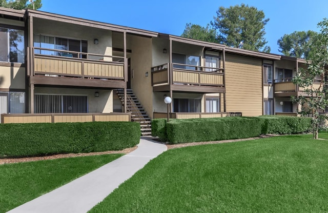 Birchwood Village Apartment Homes - 1717 E Birch St, Brea, CA 92821
