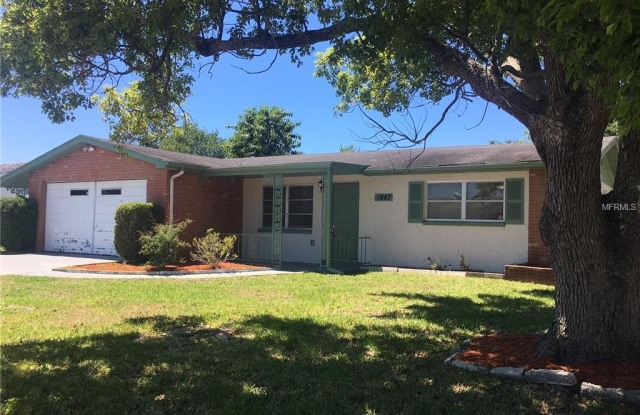 1447 NORMANDY BOULEVARD - 1447 Normandy Boulevard, Holiday, FL 34691