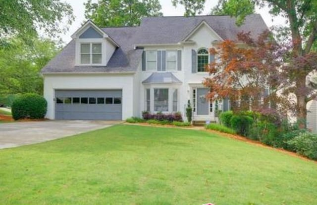 300 Morning Mist Way - 300 Morning Mist Drive, Alpharetta, GA 30005