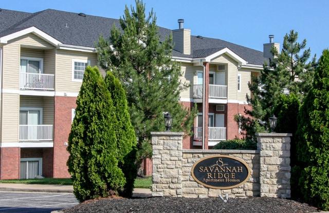 Savannah Ridge Apartments - 1 Savannah Garden Dr, O'Fallon, MO 63366
