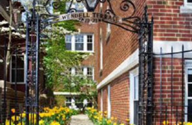 Wendell Terrace - 19 Wendell Street, Cambridge, MA 02138