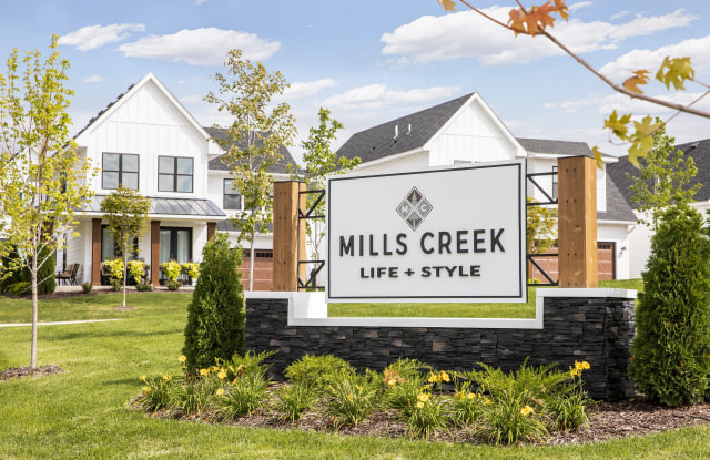 Mills Creek - 8601 Goldenrod Lane North, Maple Grove, MN 55369