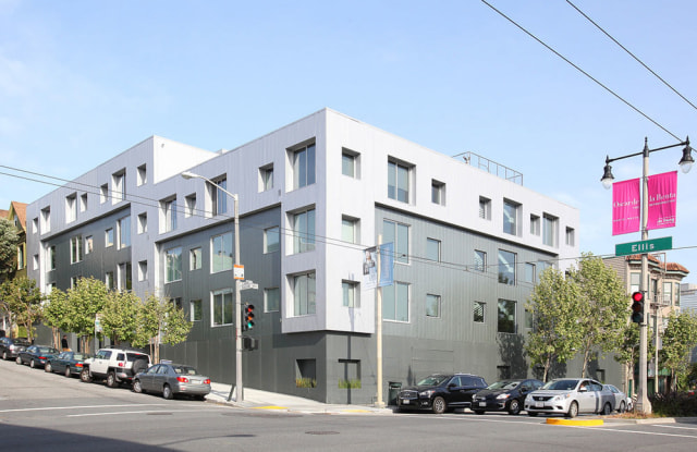 2000 Ellis Street - 2000 Ellis Street, San Francisco, CA 94115