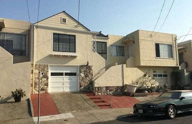 12 Farallones Street - 12 Farallones Street, San Francisco, CA 94112