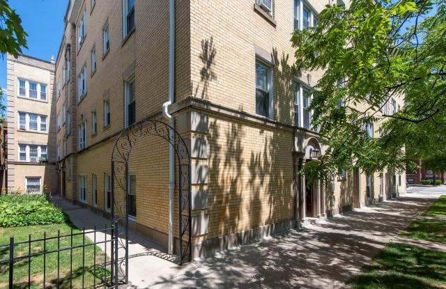 Berteau Manor - 4200 North Ashland Avenue, Chicago, IL 60613