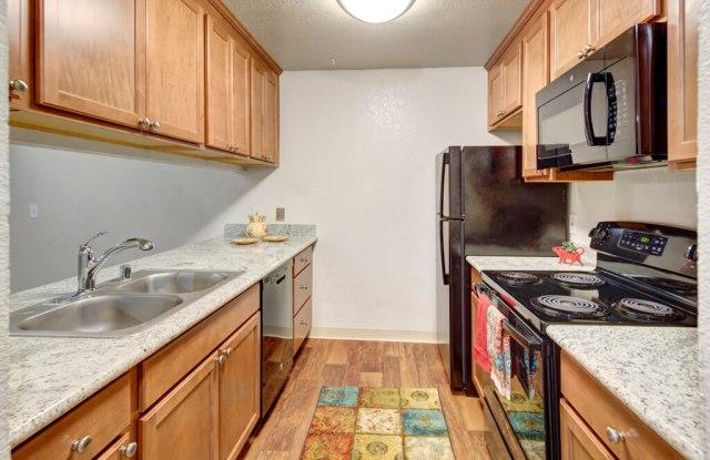 Hillside Chalet Apartment Homes - 631 East 22nd Avenue, Anchorage, AK 99503
