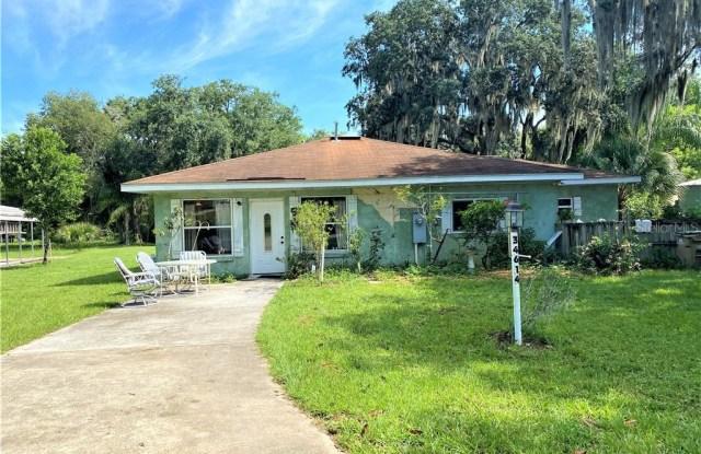 34614 S HAINES CREEK ROAD - 34614 South Haines Creek Road, Lake County, FL 34788