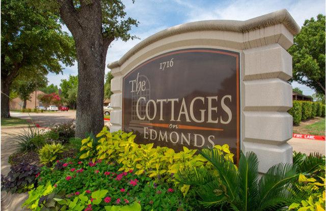 Cottages on Edmonds - 1716 S Edmonds Ln, Lewisville, TX 75067