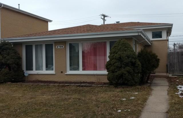 5708 carol Avenue - 5708 Carol Avenue, Morton Grove, IL 60053