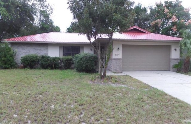 894 Maybrook Drive - 894 Maybrook Drive, Deltona, FL 32725
