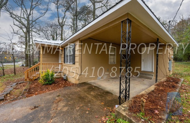 448 13th Ave NW - 448 13th Avenue Northwest, Birmingham, AL 35215