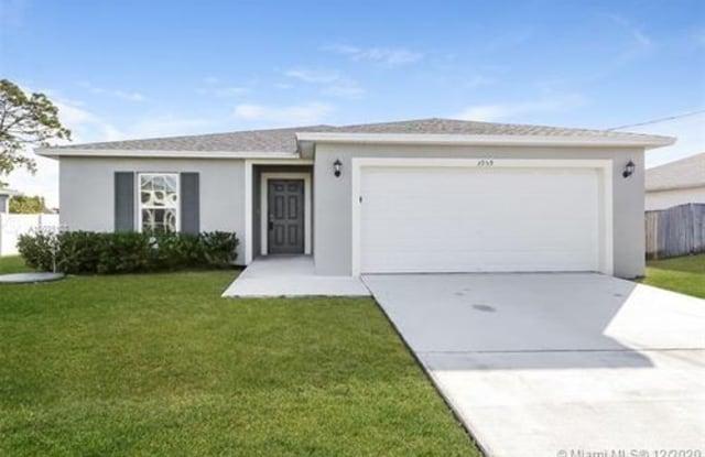 3959 Southwest Halcomb Street - 3959 Southwest Halcomb Street, Port St. Lucie, FL 34953