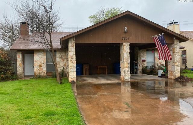 7601 St. Amant - B - 7601 Saint Amant Place, Austin, TX 78749