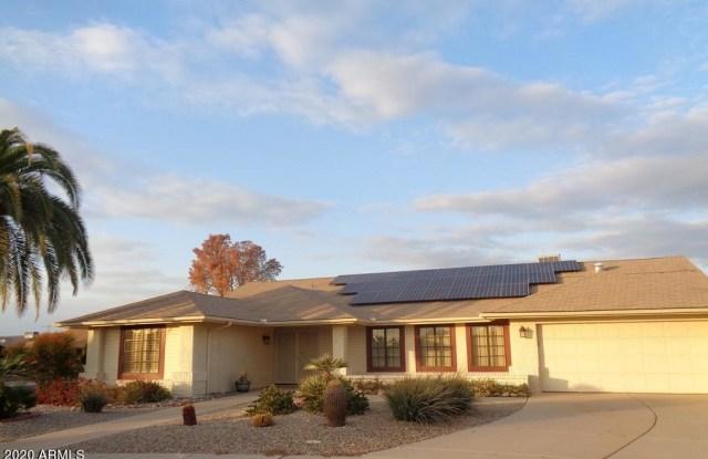 21215 N 123rd Drive - 21215 N 123rd Dr, Sun City West, AZ 85375