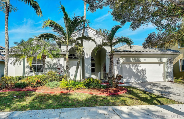 1483 Cardinal Way - 1483 Cardinal Way, Weston, FL 33327