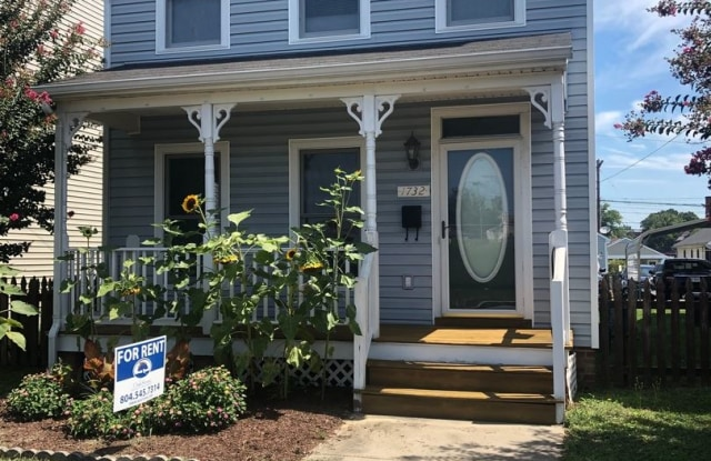 1732 W. Leigh St. - 1732 West Leigh Street, Richmond, VA 23220