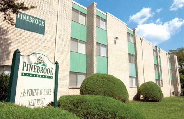 Pinebrook Apartments - 2614 Pinebrook Ave, Landover, MD 20785