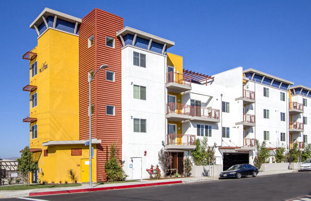 The Azure - 8719 Variel Avenue, Los Angeles, CA 91304