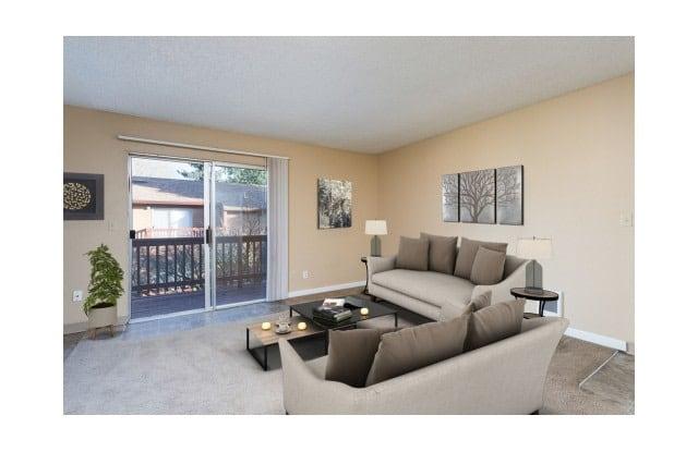 Brookside Apartments - 4611 Southeast Brookside Drive, Milwaukie, OR 97222