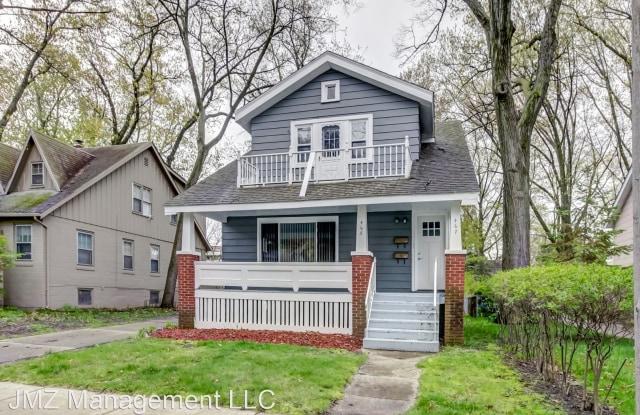 463 W Breckenridge - 463 West Breckenridge Avenue, Ferndale, MI 48220