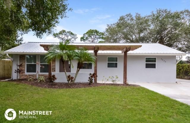 5432 Kensington Street - 5432 Kensington Street, Fruitville, FL 34232