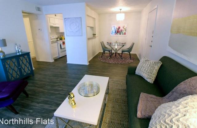 Northhills Flats - 3600 N Hills Dr, Austin, TX 78731