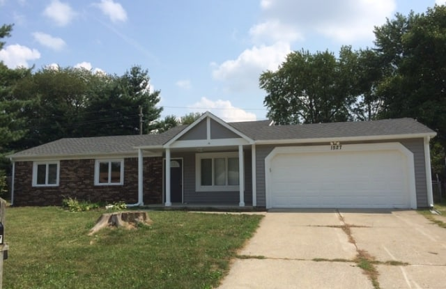"""1527 Stacy Lynn Drive - 1527 Stacy Lynn Drive, Indianapolis, IN 46231"""