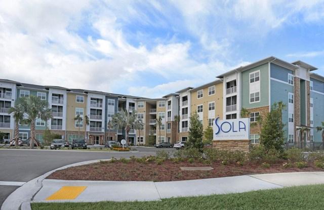 Sola - 8074 Gate Pkwy W, Jacksonville, FL 32216