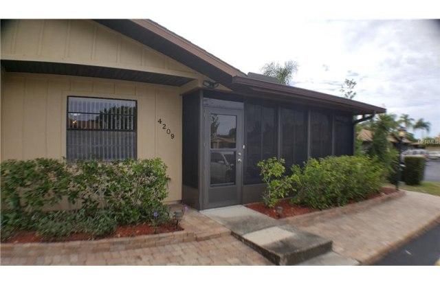 4209 66TH STREET CIRCLE W - 4209 66th Street Circle West, Bradenton, FL 34209