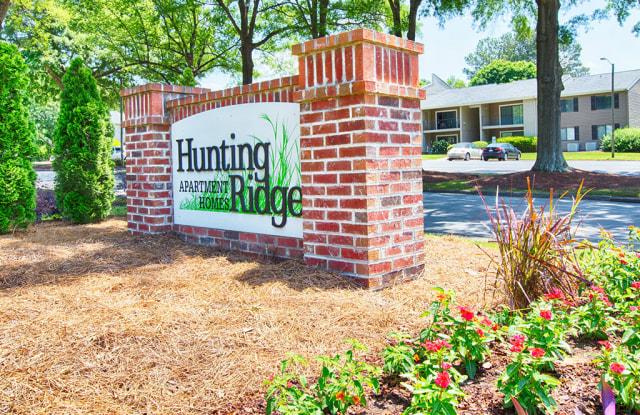 Hunting Ridge - 1019 Fox Hunt Ln, Raleigh, NC 27615