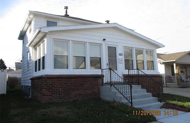 160 ROEHRIG Street - 160 Roehrig Street, Trenton, MI 48183