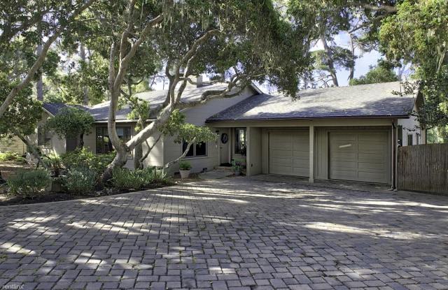 3711 Sanctuary In The Oaks - 1150 Chaparral Road, Del Monte Forest, CA 93953