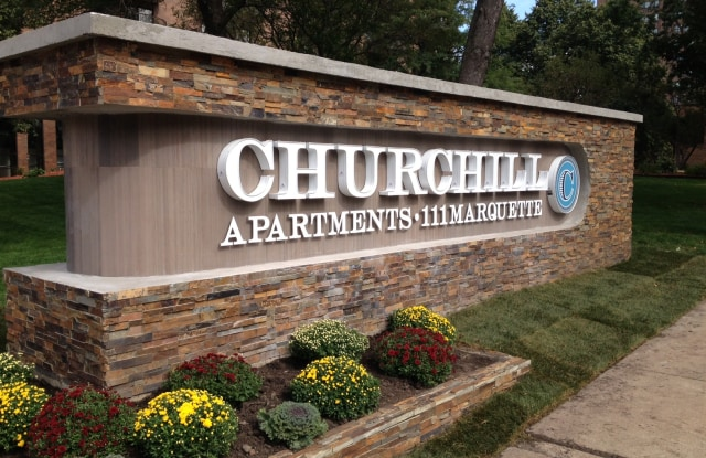 The Churchill - 111 Marquette Ave, Minneapolis, MN 55401