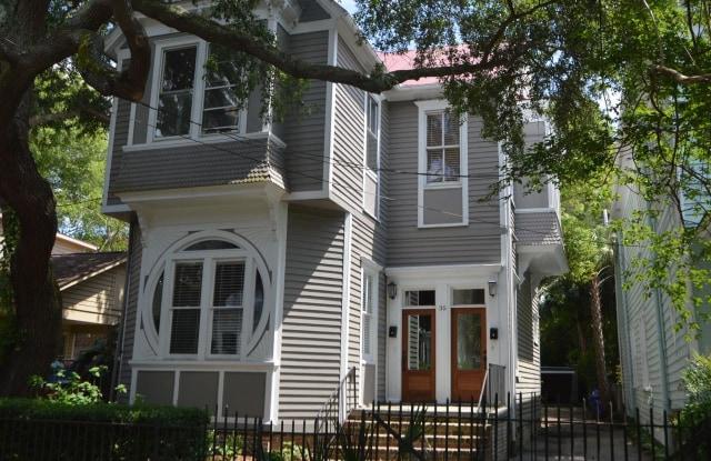 35 Montagu Street - 35 Montagu Street, Charleston, SC 29401
