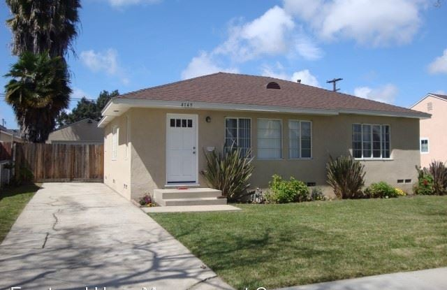 4149 Keever Ave. - 4149 Keever Avenue, Long Beach, CA 90807