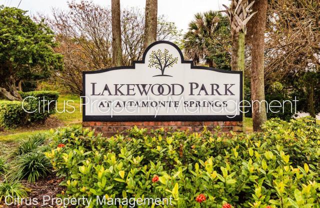325 Lakepointe Drive  #101 - 325 Lakepointe Drive, Altamonte Springs, FL 32701