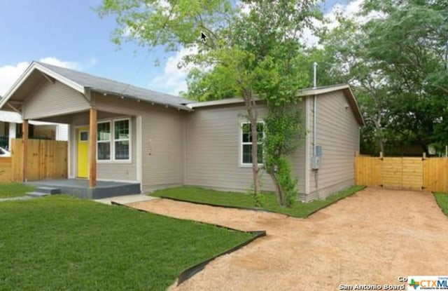 410 Spruce Street - 410 Spruce Street, San Antonio, TX 78203