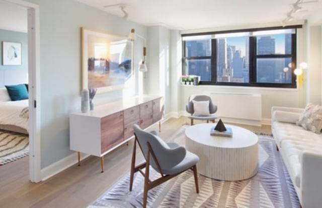 Murray Hill Marquis Apartments New York Ny Apartments For Rent