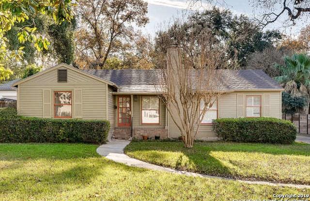 148 Morningside Dr - 148 Morningside Drive, Terrell Hills, TX 78209