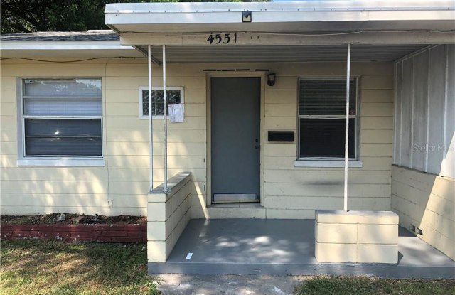 4551 20TH AVENUE S - 4551 20th Avenue South, St. Petersburg, FL 33711