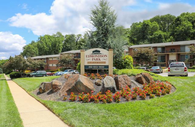 Edmondson Park - 1661 Forest Park Avenue, Woodlawn, MD 21207