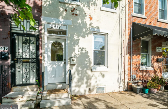 """2417 E NORRIS STREET - 2417 East Norris Street, Philadelphia, PA 19125"""